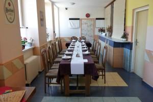 Restaurace-bufet